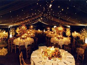 Чем украсить свадьбу