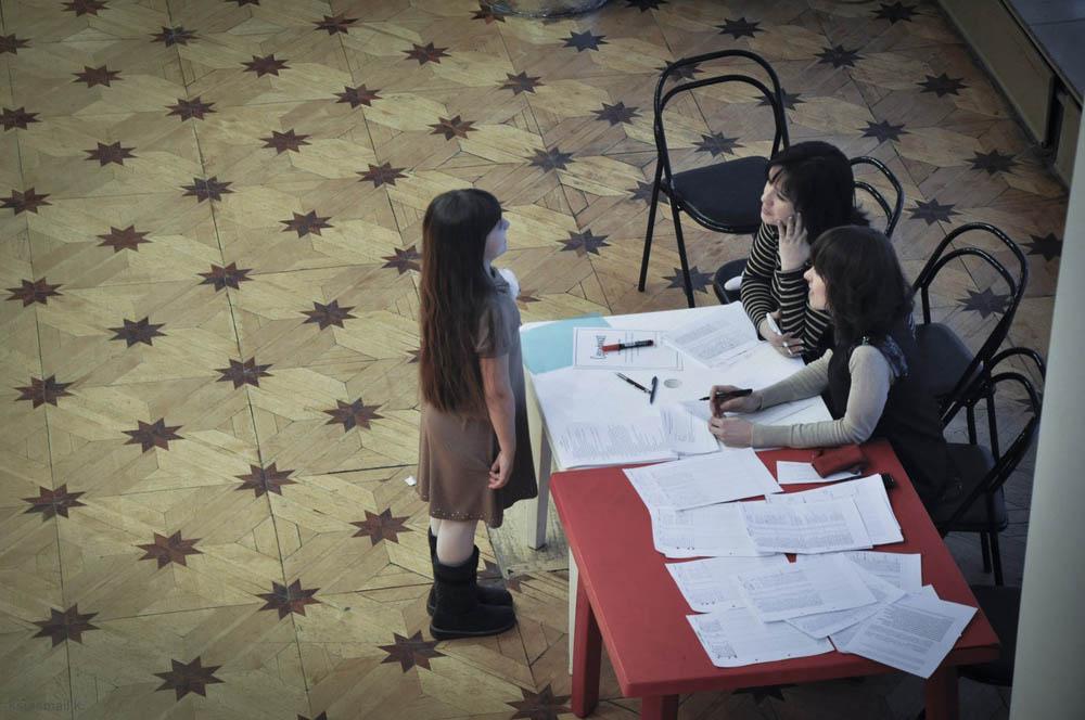 Вы просматриваете изображения у материала: Результаты кастинга на Школьную красу (фотоотчет)
