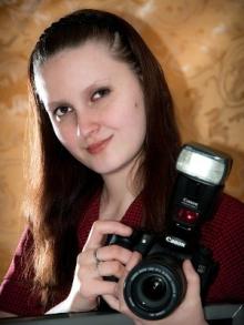 Шкандрий Анна, фотограф