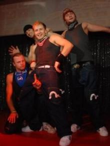 Школа танцев Sunny Boys, Красноярск